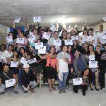 Con éxito concluye el Programa de Formación de Oficios en Obra para nuestros trabajadores